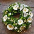 Funeral wreath 3