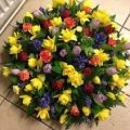Funeral wreath 7